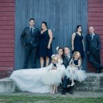 Tipapa wedding venue and bridal party