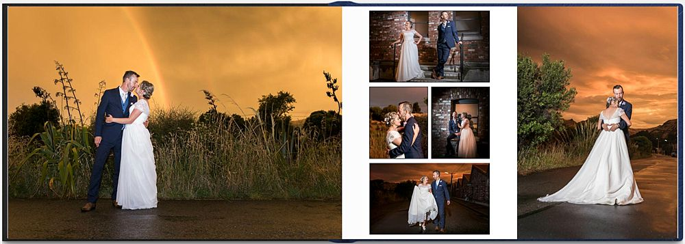 photo album design featuring Photography at The Tannery Wedding Venue, Woolston