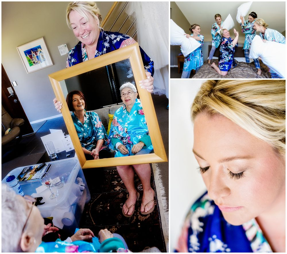 Heritage Hanmer Springs Wedding-Bride with mother and the groom's mother