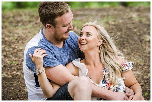 Kaiapoi Domain Engagement | Pre-Wedding Shoot