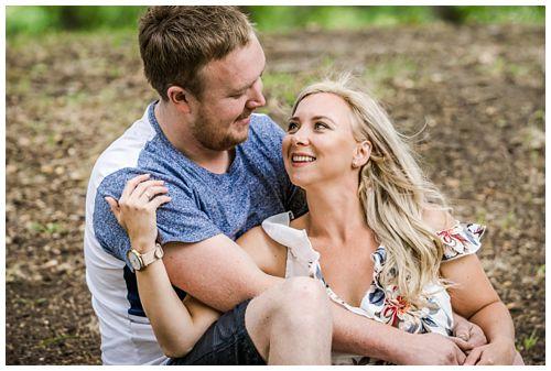 Kaiapoi Domain Engagement   Pre-Wedding Shoot