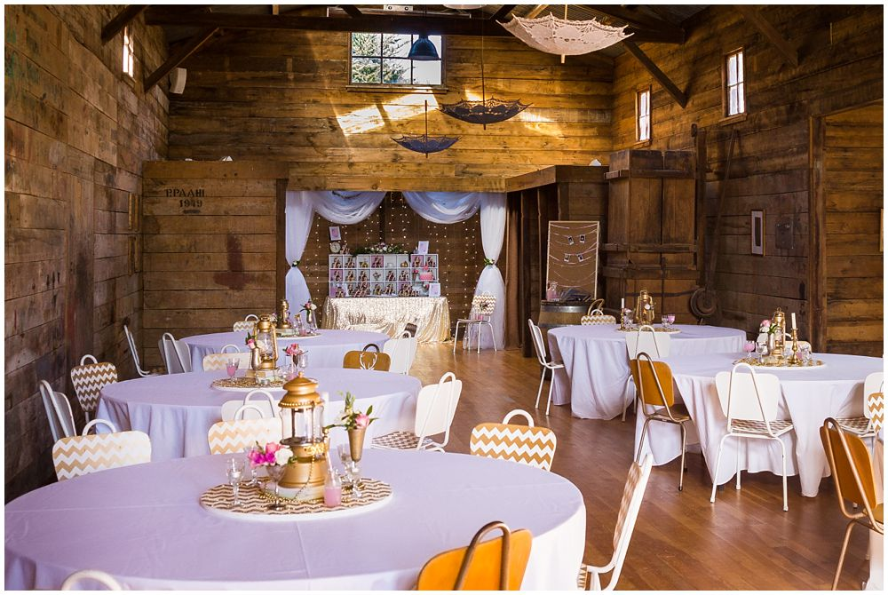 Tipapa Woolshed Wedding Venue barn inside view from main door