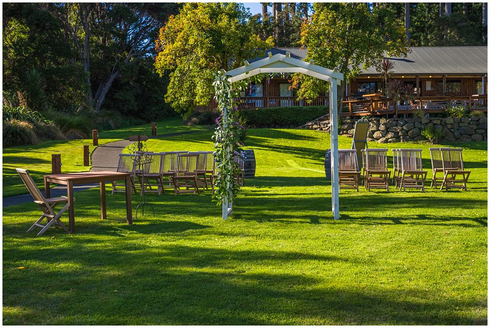 Akaroa Mt Vernon Wedding Ceremony location