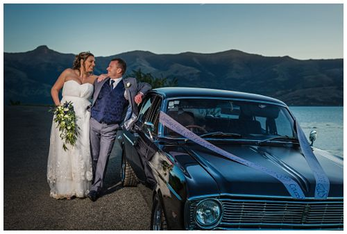 Akaroa-Mt Vernon Lodge Wedding Photography
